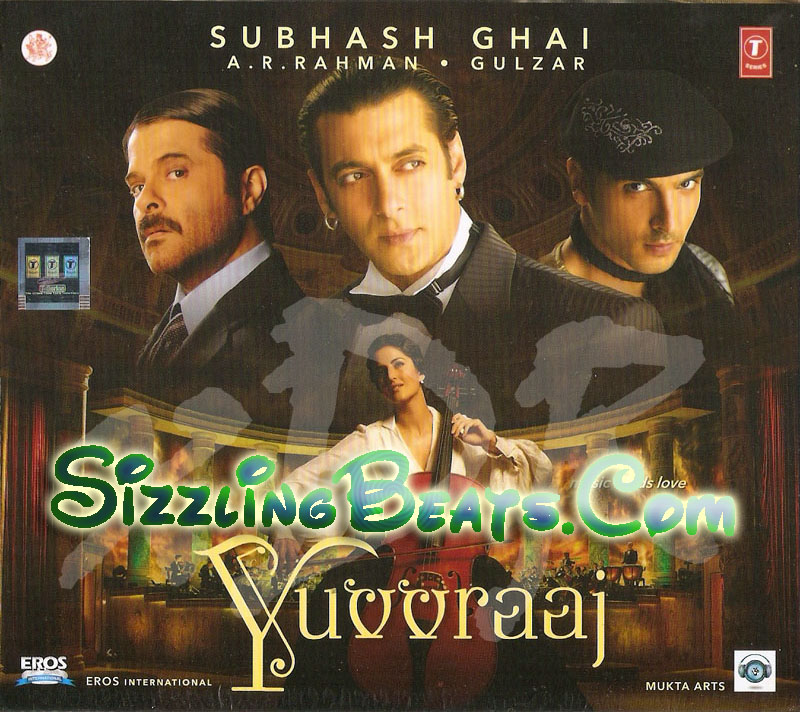 YuvRaj [2008] Hindi Audio Songs Free Download ING*Salman,Katrina